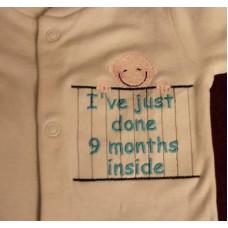 9 Months Inside