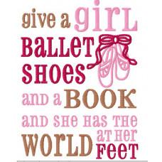 Ballet Dancer Verse