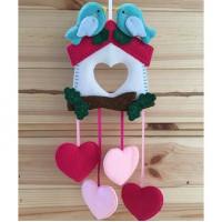 Bird House Hanger