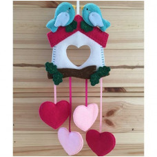 Bird House Hanger