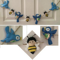 Birds and Bees Banner