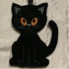 Black Cat Ginger