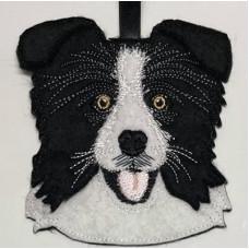 Border Collie Dog Hanger