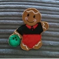 Bowling / Skittle Ginger