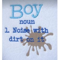 Boy and Girl Noun Set