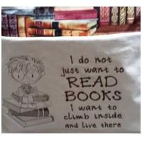 Boy Book Sitter Set