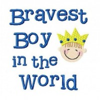 Bravest Boy and Girl Set