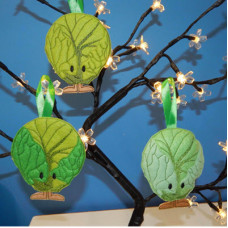 Brussel Sprout Hanger