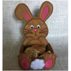 Bunny Sweet Tray (4x4)
