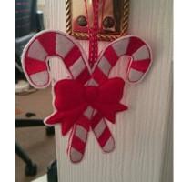 Candy Cane Hanger