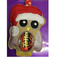 Christmas Owl Treat Bag