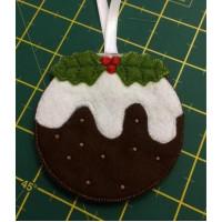 Christmas Pudding Hanger