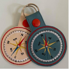 Compass Key Tab