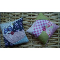 Crazy Patch Pin Cushion