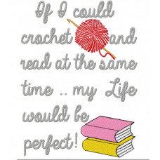 Crochet and Read