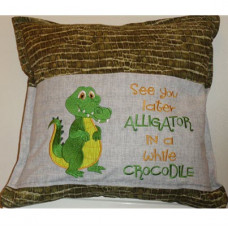 Crocodile and Verse Set