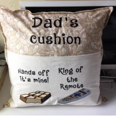 Dad's Cushion