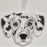 Dalmatian Dog Hanger