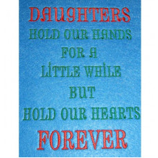 Daughters Hold Our Hands