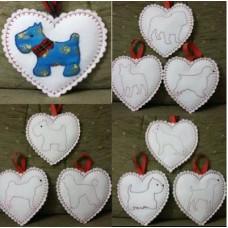 Dog Hearts