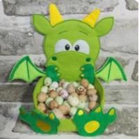 Dragon Sweet Tray