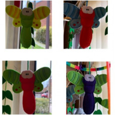 Dragonfly Hangers