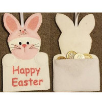 Easter Bunny Gift Pocket