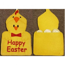 Easter Chick Gift Pocket