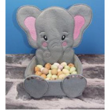 Elephant Sweet Tray