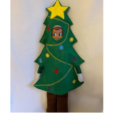 Elf Christmas Tree Costume
