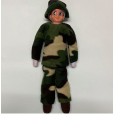 Elf Jumper, Trousers, Hat and Boots