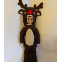 Elf Reindeer Costume
