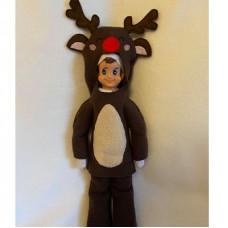Elf Reindeer Costume