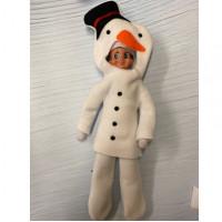 Elf Snowman Costume