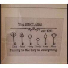 Family Keys