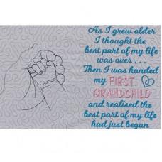 First Grandchild Verse