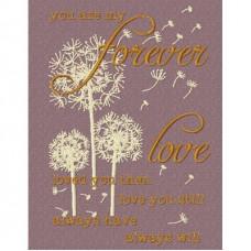 Forever Love Dandelion