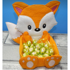 Fox Sweet Tray