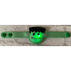 Frankenstein Light Up Wrist Strap
