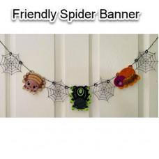 Friendly Spiders Banner