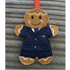 Ginger Air Steward