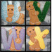 Ginger Alphabet Initials