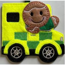 Ginger Ambulance