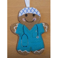 Ginger Anaesthetist