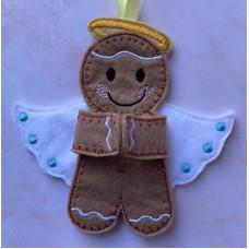 Ginger Angel Prayer