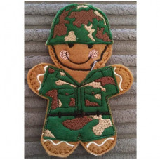 Ginger Army with Camo