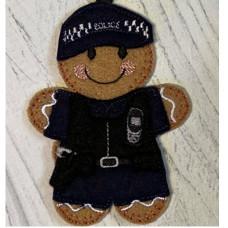 Ginger Australian Policeman