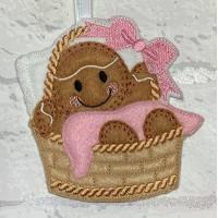 Ginger Baby Basket