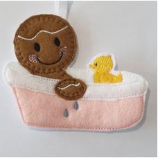 Ginger Baby Bath