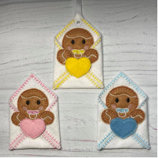 Ginger Baby Envelope